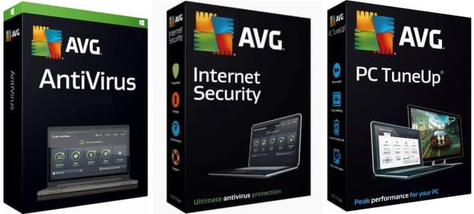 AVG Internet Security | AVG AntiVirus Free