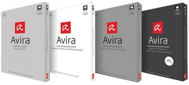 Avira Antivirus Pro 2016 | Avira Internet Security Suite 2016 | Avira Free Antivirus 2016